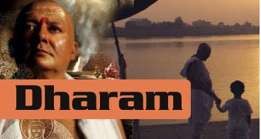 The Dharam poster