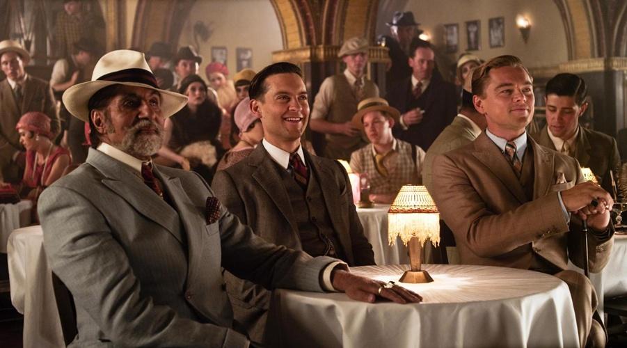 Amitabh Bachchan, Toby Maguire and Leonardo DiCaprio