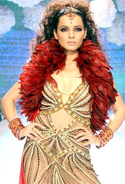 Kangna Ranaut in Fashion