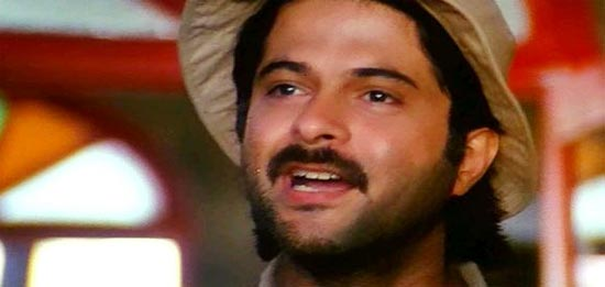 Anil Kapoor in Mr India