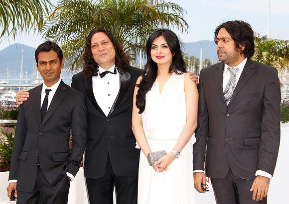 Nawazuddin Siddiqui, Anil George, Niharika Singh and Ashim Ahluwalia