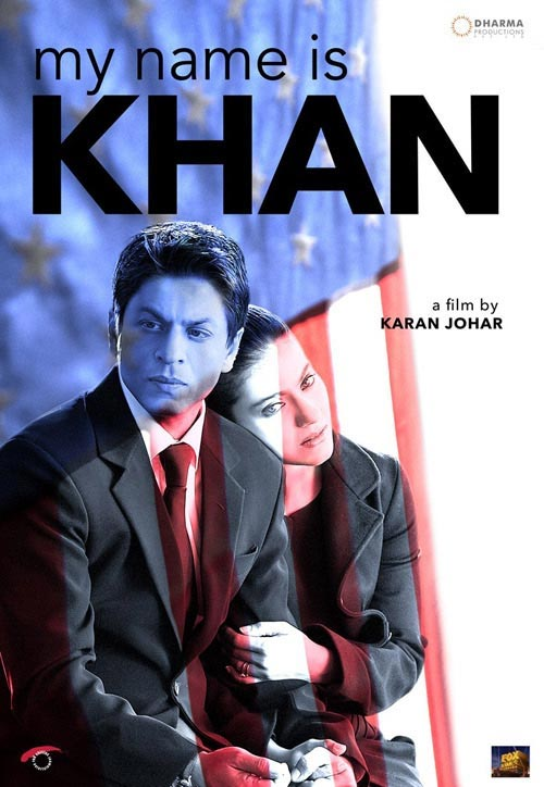 Movie poster of My Name is Khan