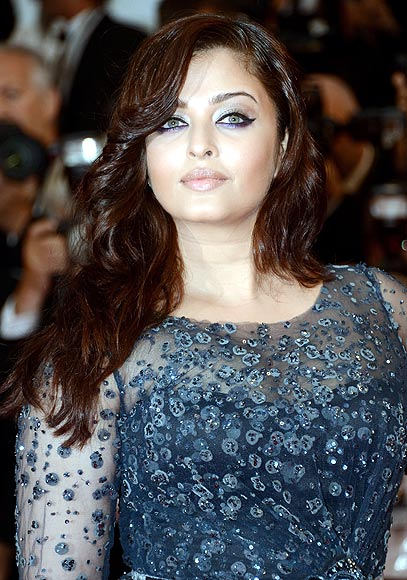 Aishwarya on day two at Cannes