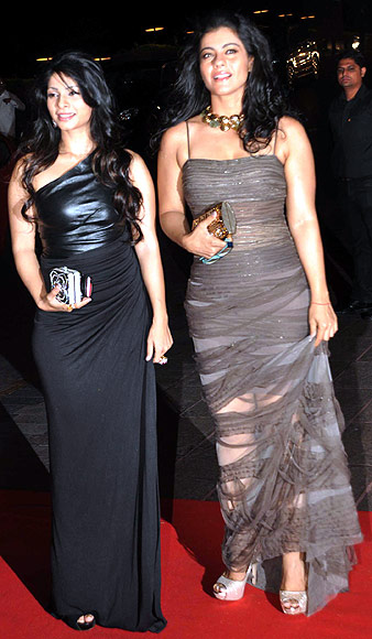 Tannisha and Kajol