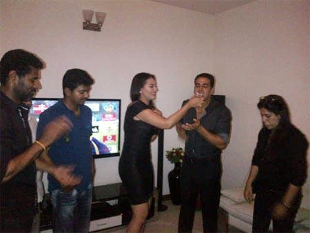 Prabhu Deva, Vijay, Sonakshi Sinha, Akshay Kumar, Sabina Khan