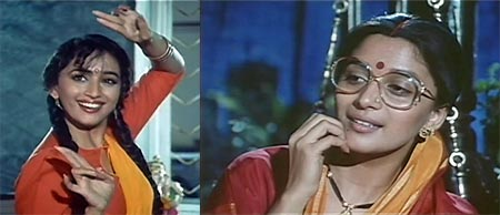 Madhuri Dixit in Sangeet