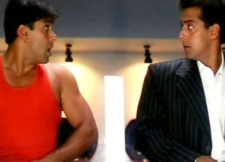 Salman Khan in Judwaa