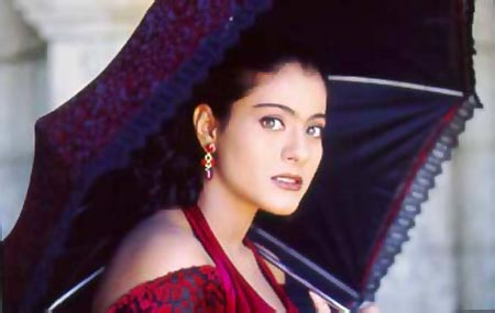 Kajol in Dushman
