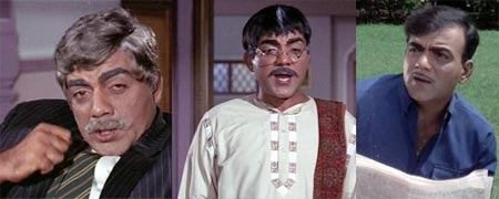 Mehmood in Humjoli