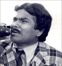 Satish Kaushik in Jaane Bhi Do Yaaro