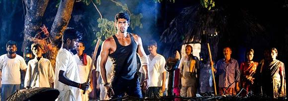 A scene from Krishnam Vande Jagadgurum