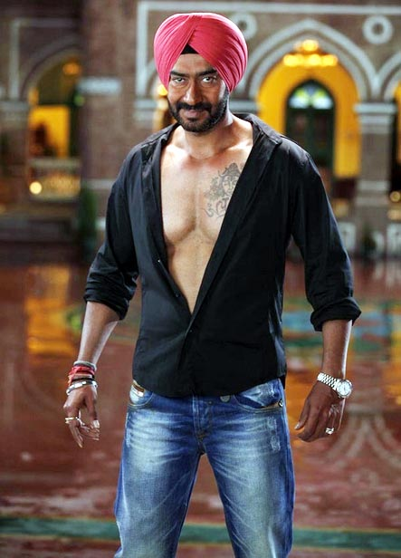 Ajay Devgn in Son Of Sardaar