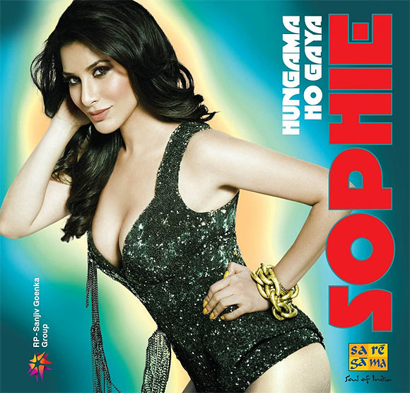 Cover of Sophie Choudry's Hungama Ho Gaya