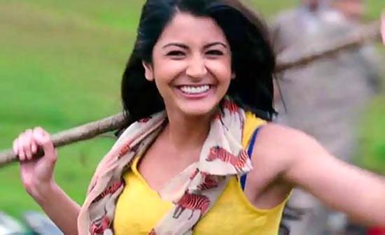 Anushka Sharma in Jab Tak Hai Jaan Jab Tak Hai Jaan