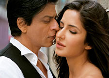 A scene from Jab Tak Hai Jaan