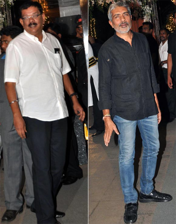 Priyadarshan and Prakash Jha