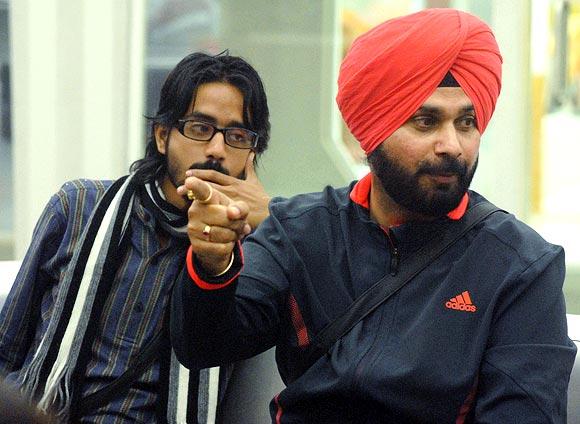 Aseem and Sidhu