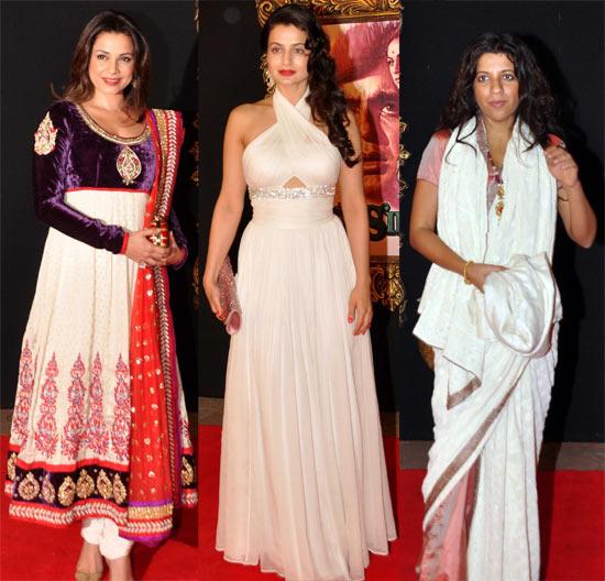 Neelam, Ameesha Patel, Zoya Akhtar