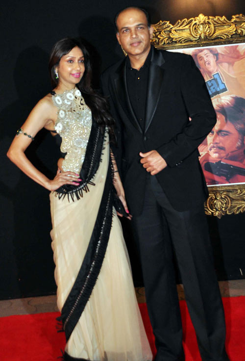 Ashutosh and Sunita Gowariker