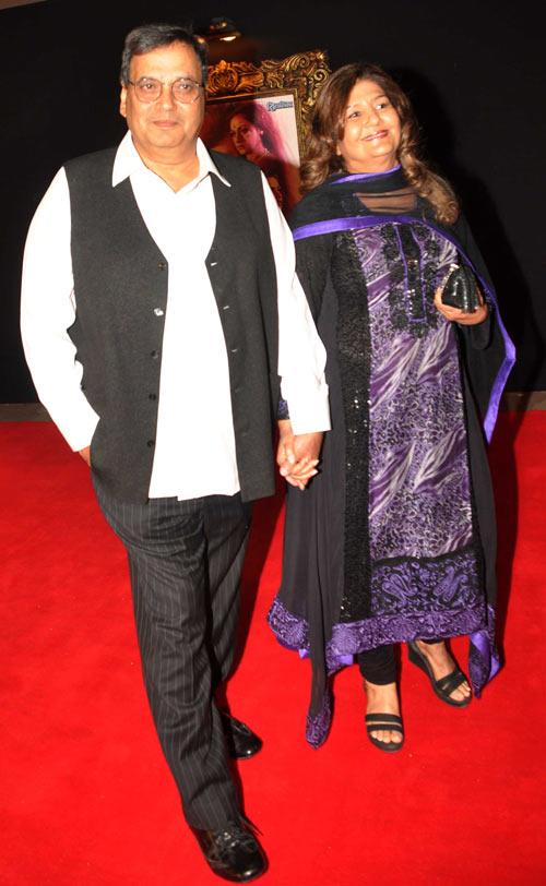 Subhash and Mukta Ghai