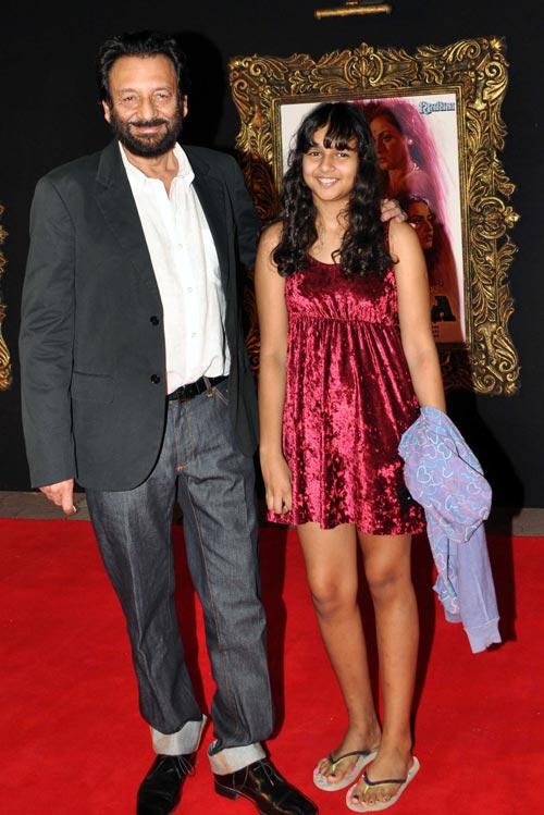 Shekar and Kaveri Kapur
