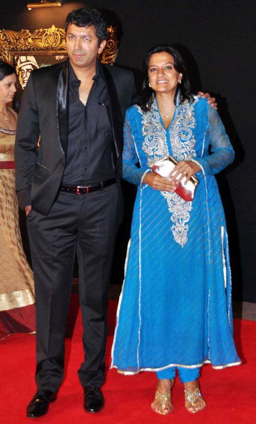 Kunal and Reena Kohli