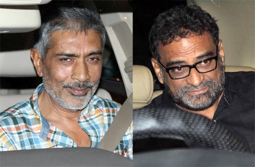 Prakash Jha and R Balki