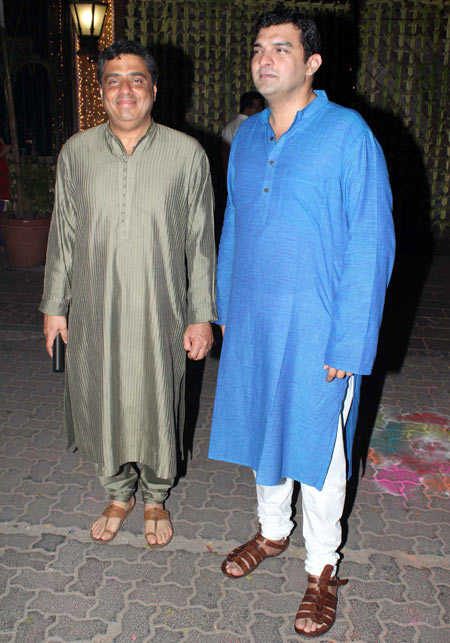 Ronnie Screwvala and Siddharth Roy Kapoor
