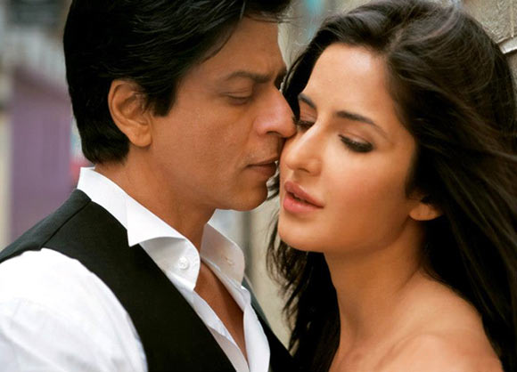 A scene from Jab Tak Hain Jaan