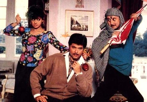 A scene from Lamhe