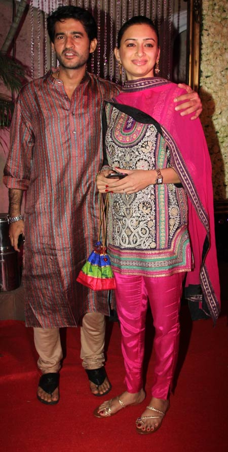 Hiten Tejwani, Gauri Pradhan