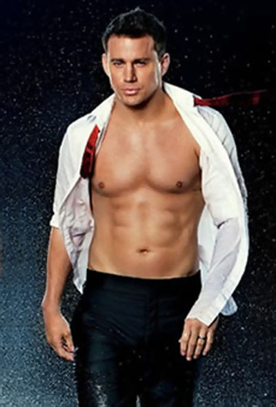 Channing Tatum in Magic Mike