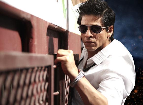 Shah Rukh Khan in Ra.One