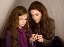 A scene from The Twilight Saga: Breaking Dawn 2