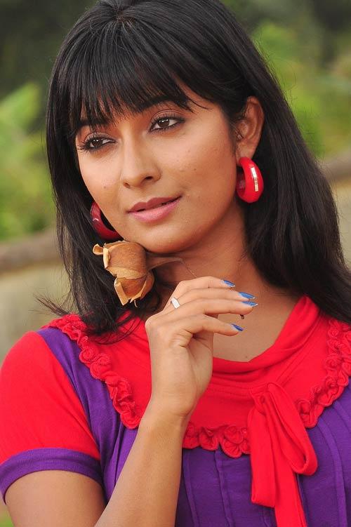 Radhika Pandit: I play a flirt in Drama - Rediff com Movies