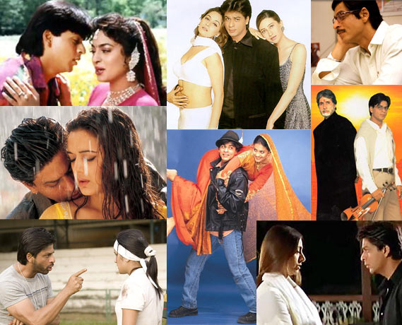 Vote for your Favourite SRK-Yash Raj combo!