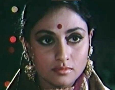 Jaya Bachchan in Abhimaan