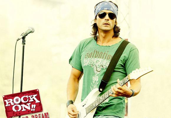 Arjun Rampal in Rockstar