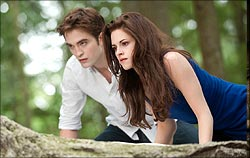 A scene from The Twilight Saga: Breaking Dawn Part 2