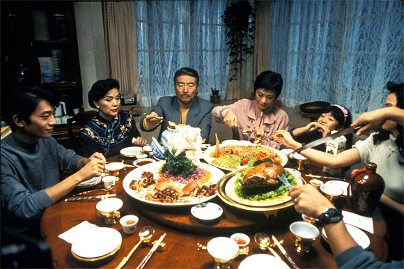 A scene from Eat Drink Man Woman (1994)