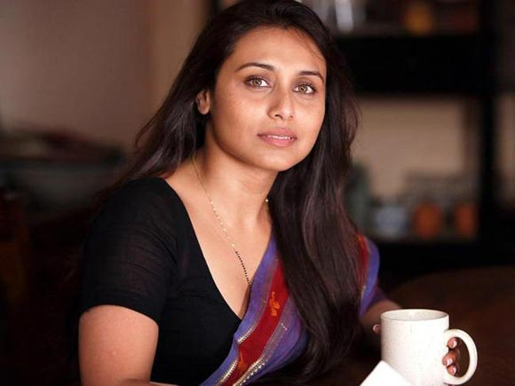 Rani Mukerji in Talaash