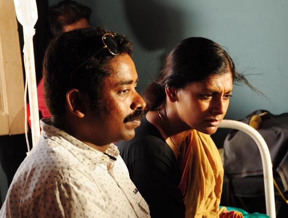 Nandita Das and Seenu Ramasamy