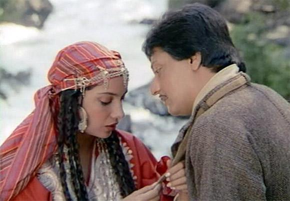 A scene from Khamosh