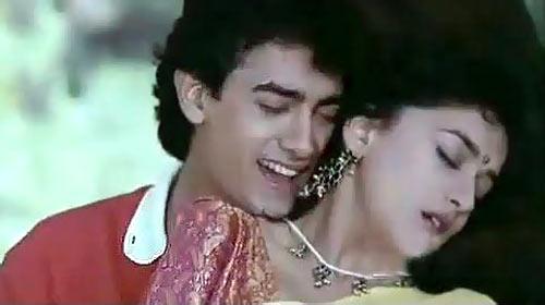 A scene from Deewana Mujhsa Nahi