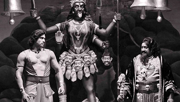 A scene from Krishnam Vande Jagadgurum