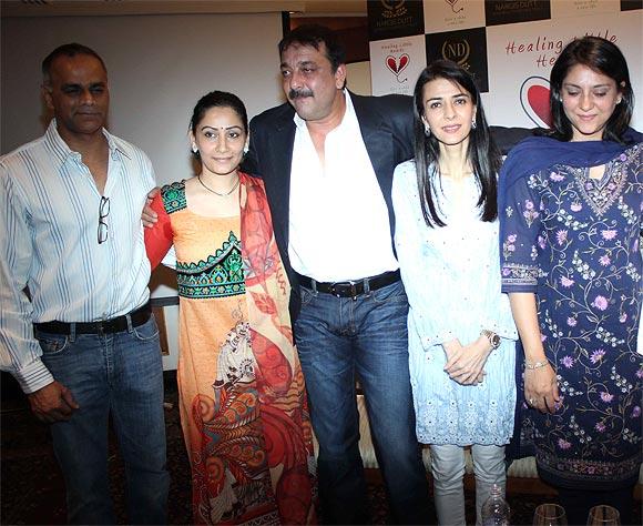 Owen Roncon, Maanyata, Sanjay, Namrata, Priya