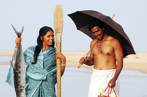 A scene from Neer Paravai