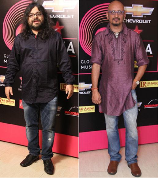 Pritam and Shantanu Moitra