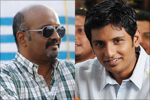 Ravi K Chandran and Jiiva