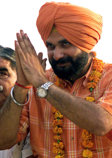 Navjot Singh Siddu